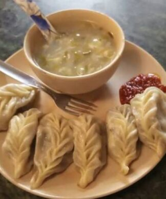chicken-momo