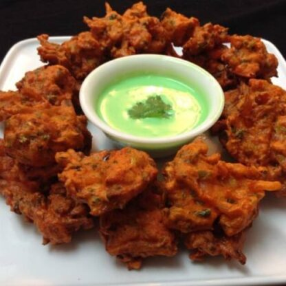 chicken-pakora-with-chatni-8-pc