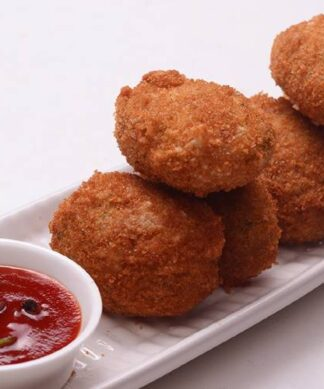 veg-cutlet-with-chatni-8-pc